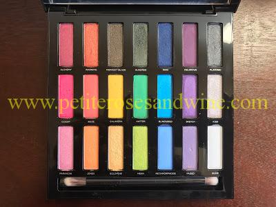 FullSizeRender4 Urban Decay Full Spectrum Palette Swatches MAKEUP
