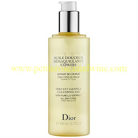 diorinstantgentlecleansingoil-1 How I Layer my Skincare MAKEUP