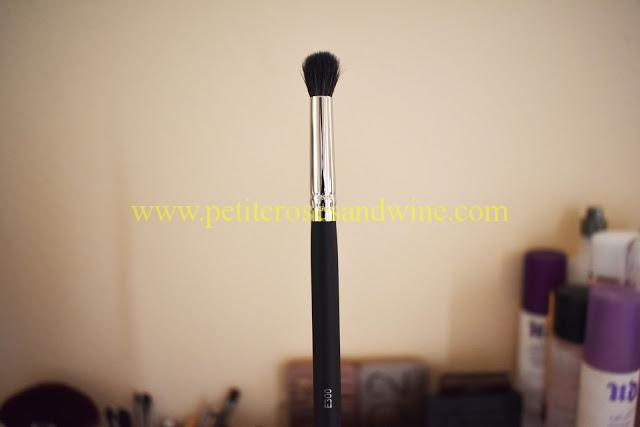 MikasaE300CloseUp Mikasa Beauty Brushes:: Complete Eye Set & Lemon Drop Review MAKEUP
