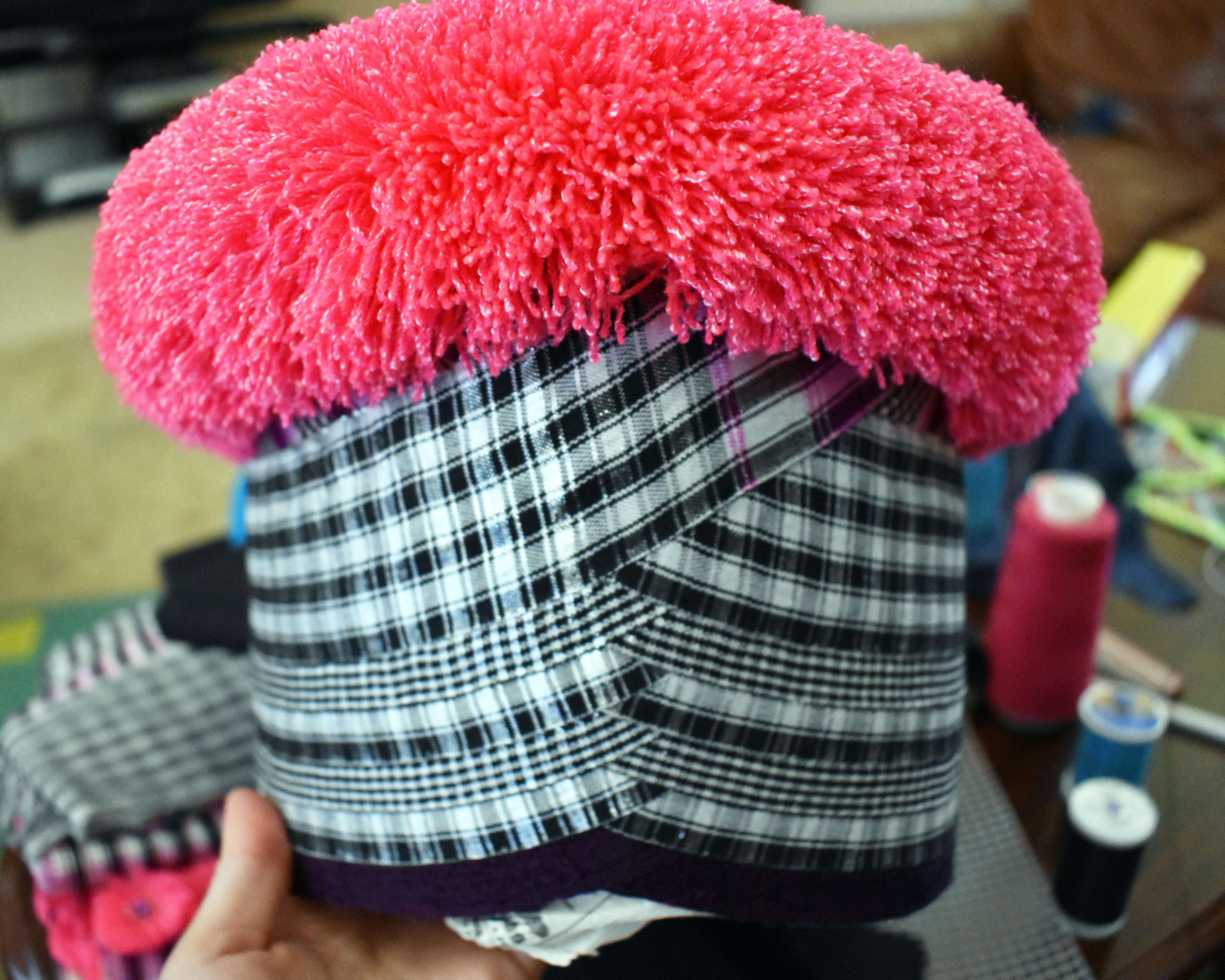 Hmong Hat DIY