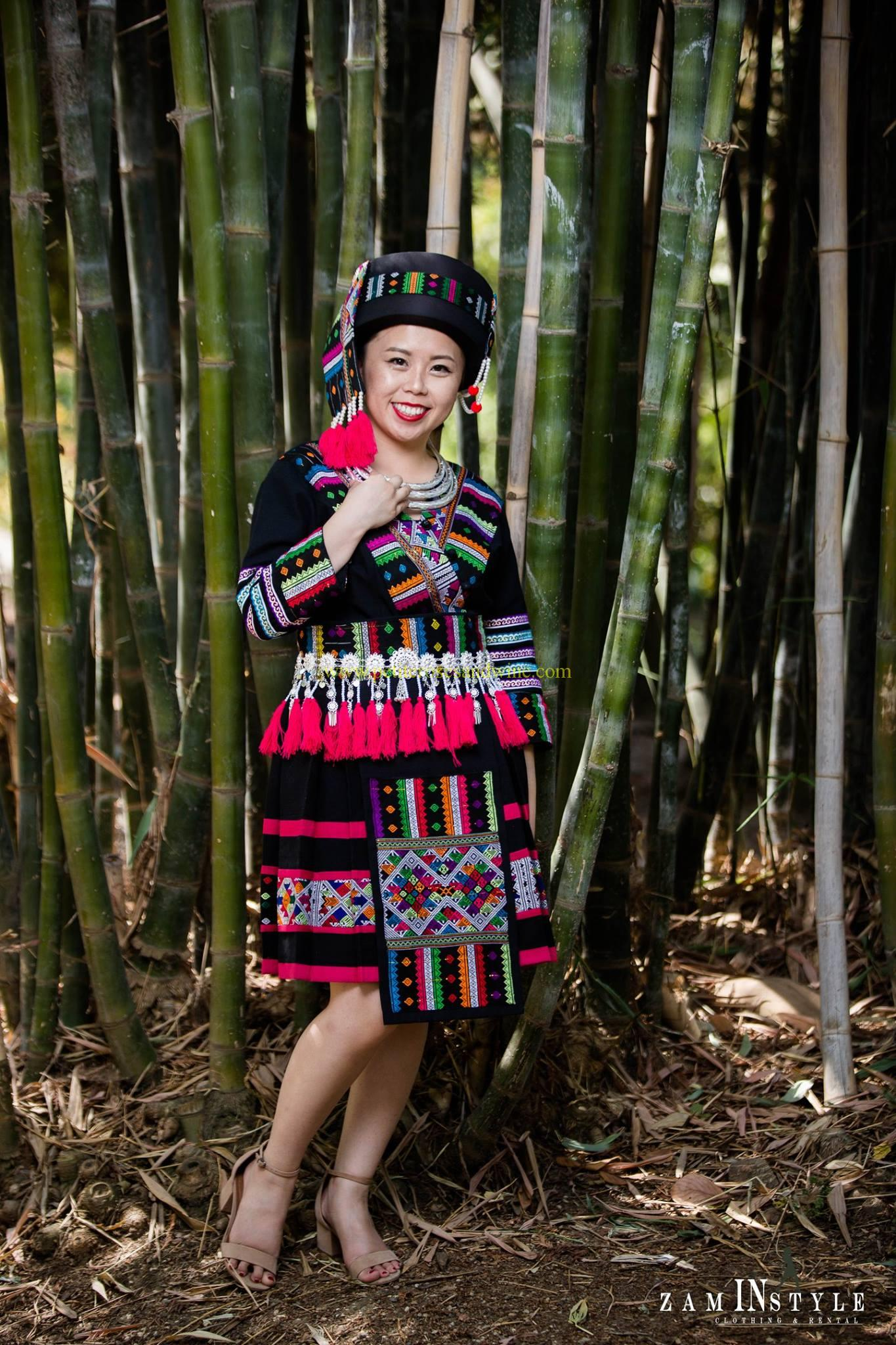 Hmong Outfit