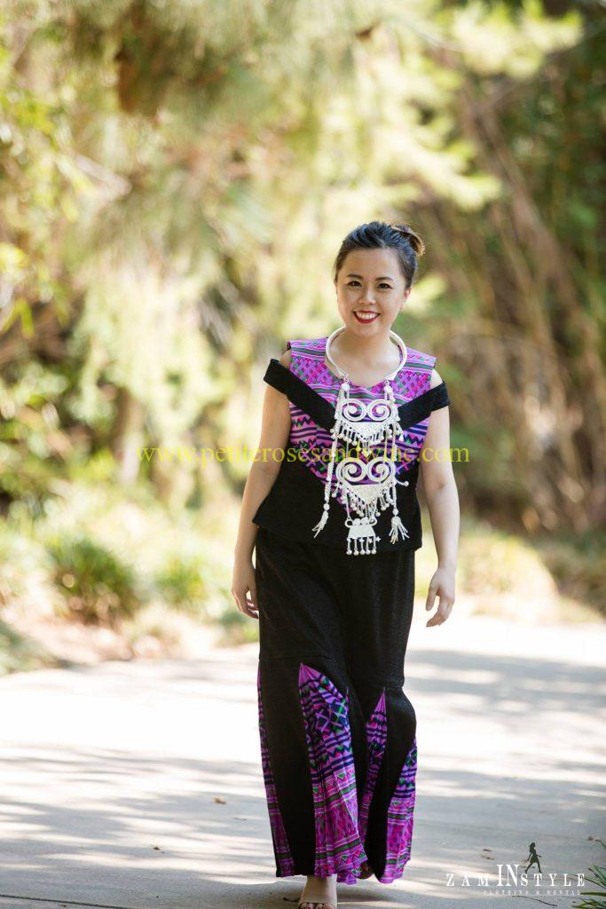 21366611_287430808331960_9088402794586912660_o-683x1024 Zam Instyle :: Hmong New Year & Silver Lining LIFE OUTFITS