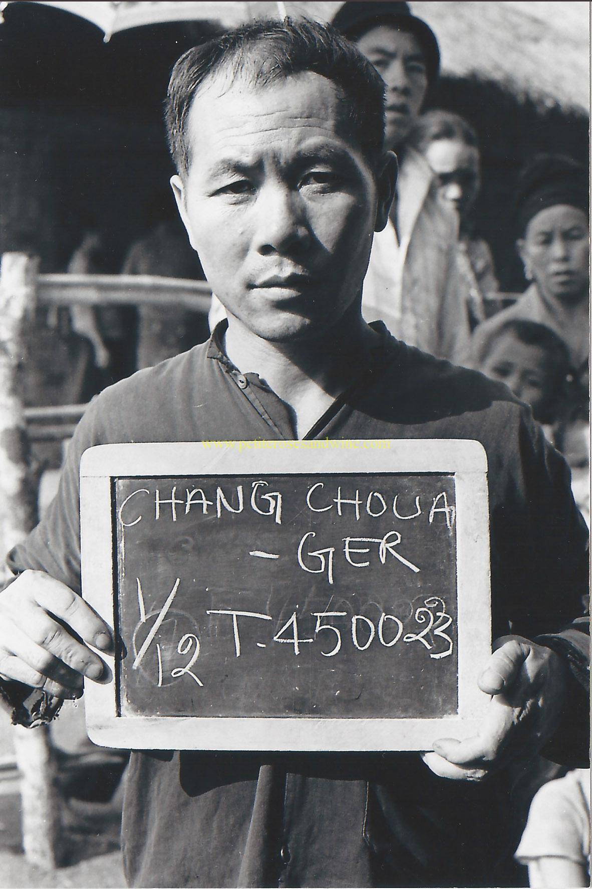 Choua Ger Chang