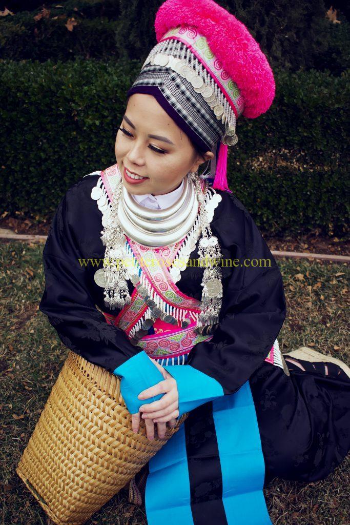 DSC_0593edit-683x1024 Hmong Outfit Series :: White Hmong Sayaboury Hmong Outfit Series OUTFITS