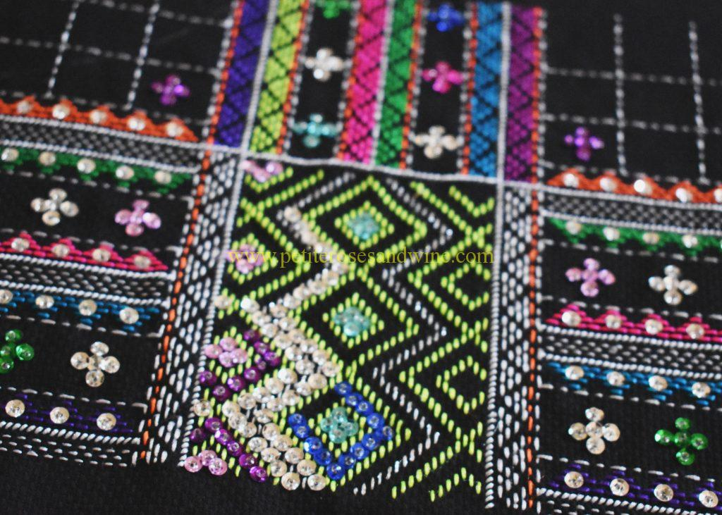 Phuam-Hmoob-Txaij-1024x731 Sneak Peek :: Hmong Outfit & Sequins DIY