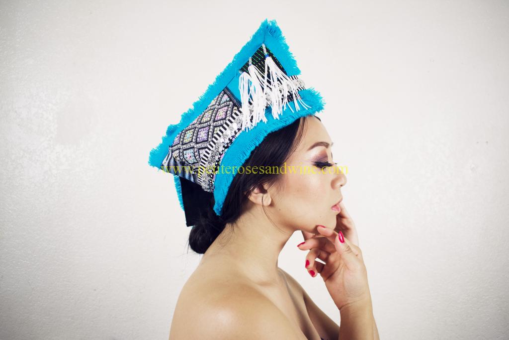 DSC_0415final-1024x683 Phuam Paj Ntaub Cog Ci :: Sparkly Sequins & Shiny Blue DIY HMONG