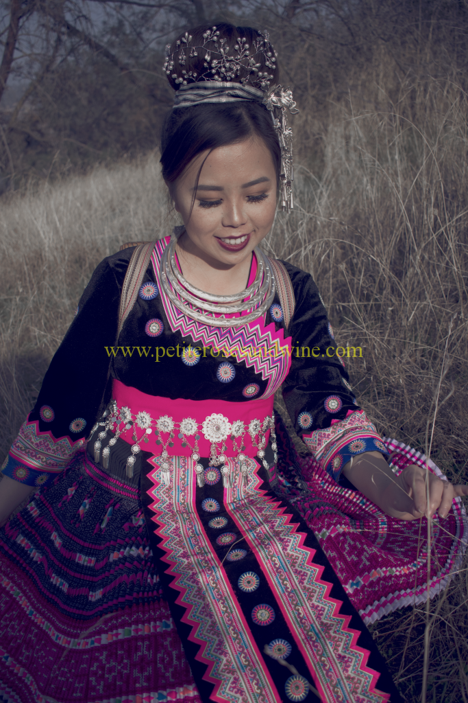 DSC_0560edit2-683x1024 Hmong Outfit Series :: Hmong Leng Thailand Hmong Outfit Series