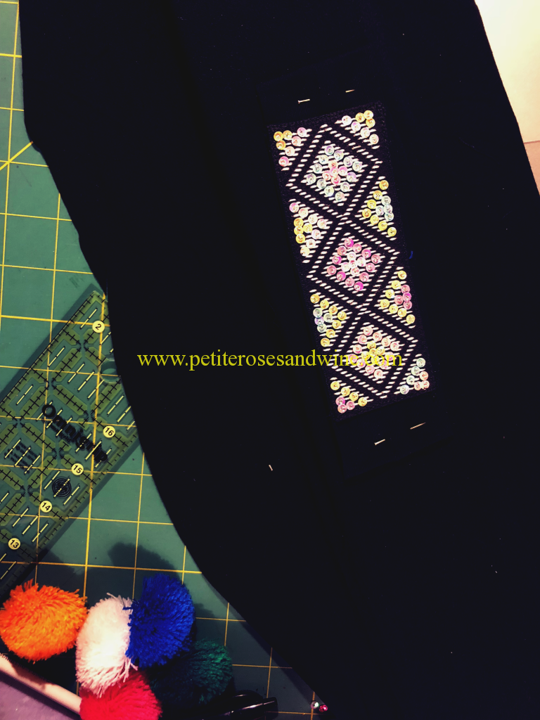 IMG_9763edit-768x1024 DIY :: Phuam Hmoob Lauj & Sequins DIY