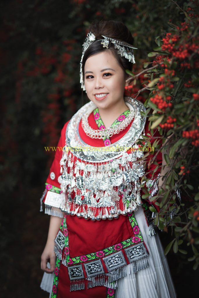 HOUA2882-683x1024 Miao Outfit :: Phoenix & Silver DIY