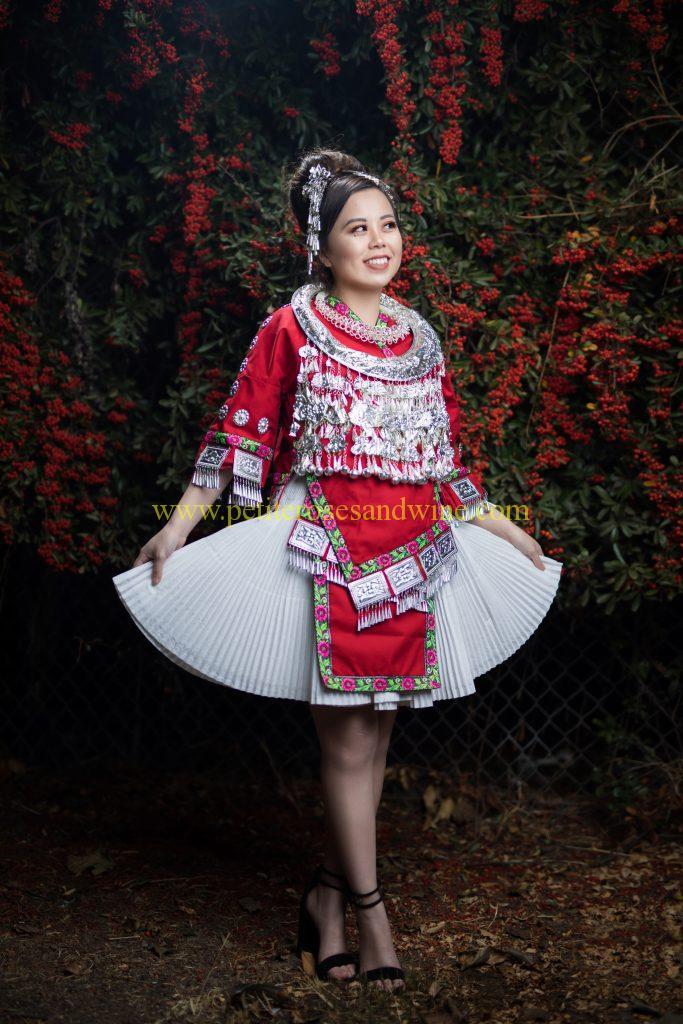 HOUA2916-683x1024 Miao Outfit :: Phoenix & Silver DIY