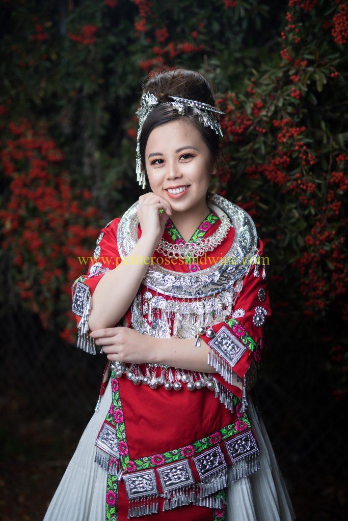 HOUA2928-683x1024 Miao Outfit :: Phoenix & Silver DIY