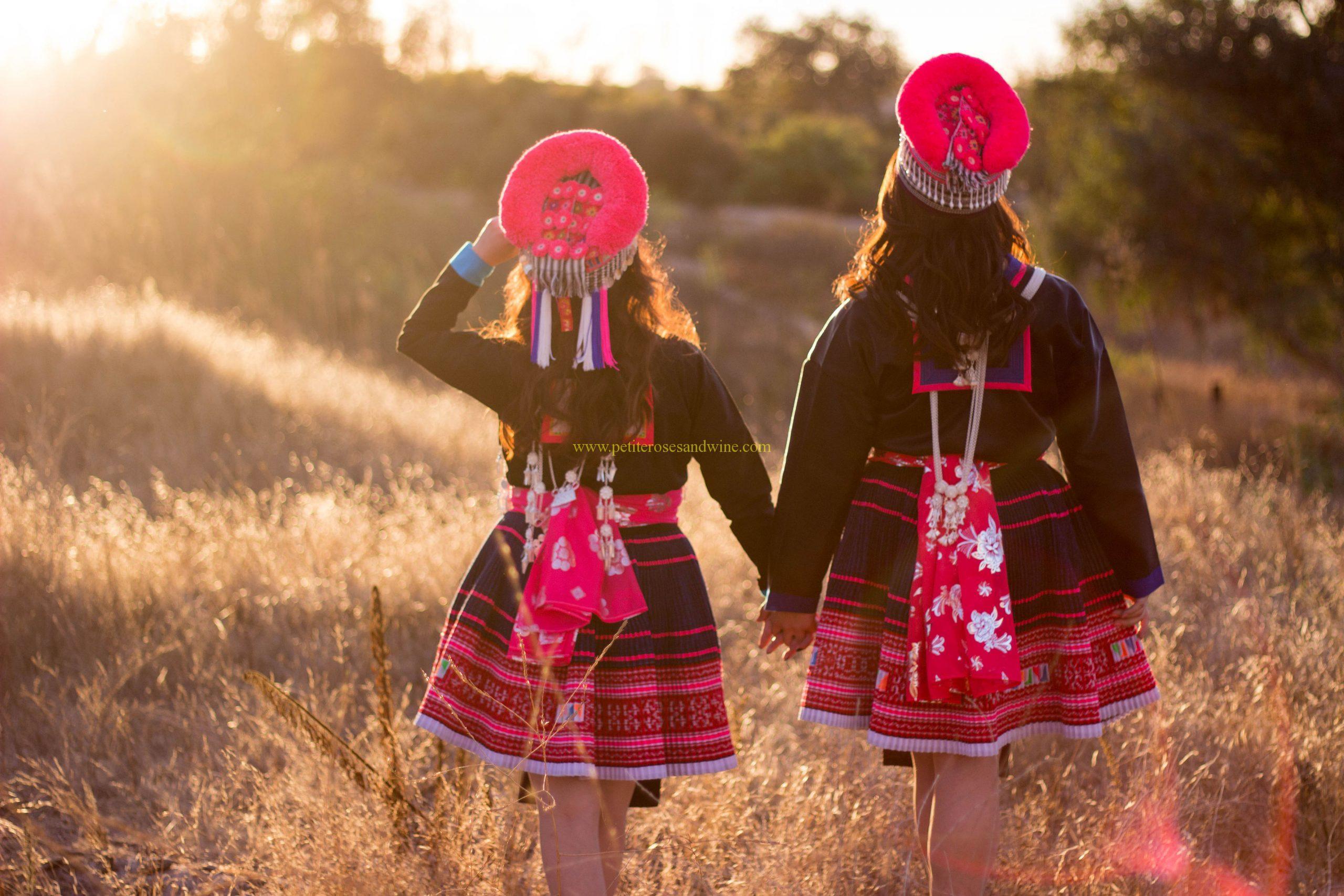 Hmong Leng Sayaboury Outfit