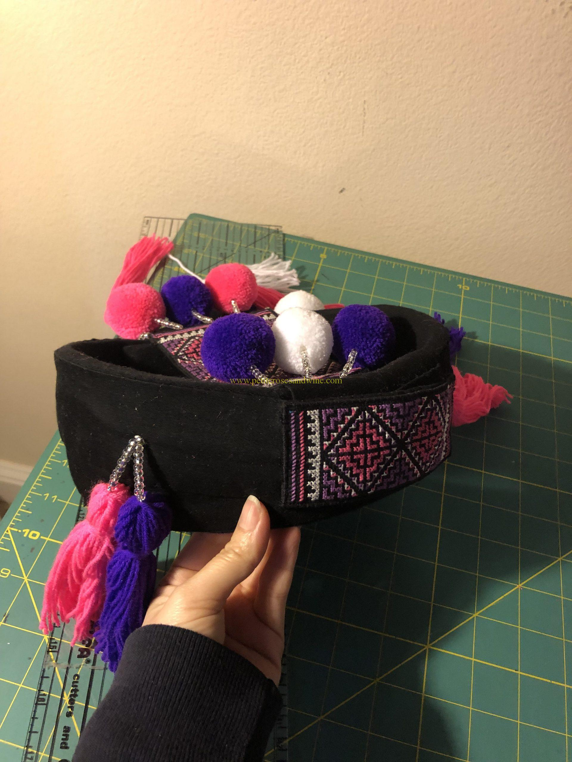 Hmong Hat Tutorial